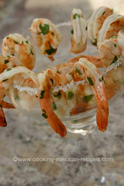 Margarita-shrimp