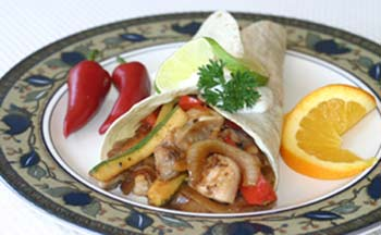 Sizzling chicken fajita recipe chicken fajitas forumfinder Gallery