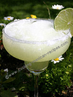 A Delicious Margarita Recipe Easy To Make