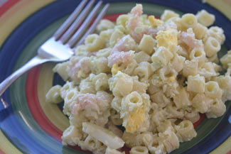 Best Shrimp Macaroni Salad Simple Homemade And Classic